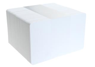 tarjetas pvc plásticas