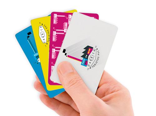 Como imprimir tarjetas PVC